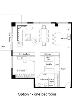 Condo Sketch Plan 1